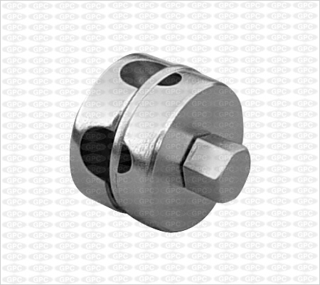 Abrazadera Circular con Barra de 8mm
