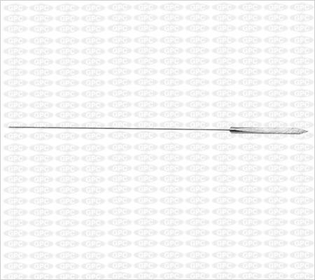 Alambre Ilizarov con Punta tipo Bayoneta - 1.5mm