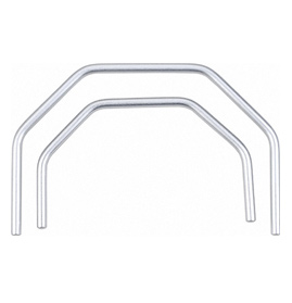 Barra de conexión semicircular curva