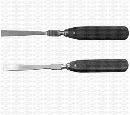 Elevador Periosteal- Recto y Curvo con Mango de Fibra (Farabeuf)