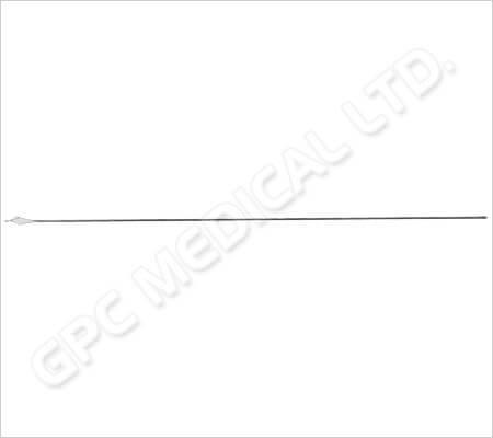Extractor de suturas para el alambre de fibra