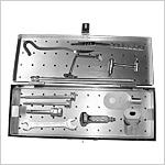 Juego de Instrumentos para Clavos para el Húmero (UHN)