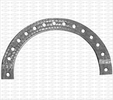 Medio anillo - de Fibra de Carbono