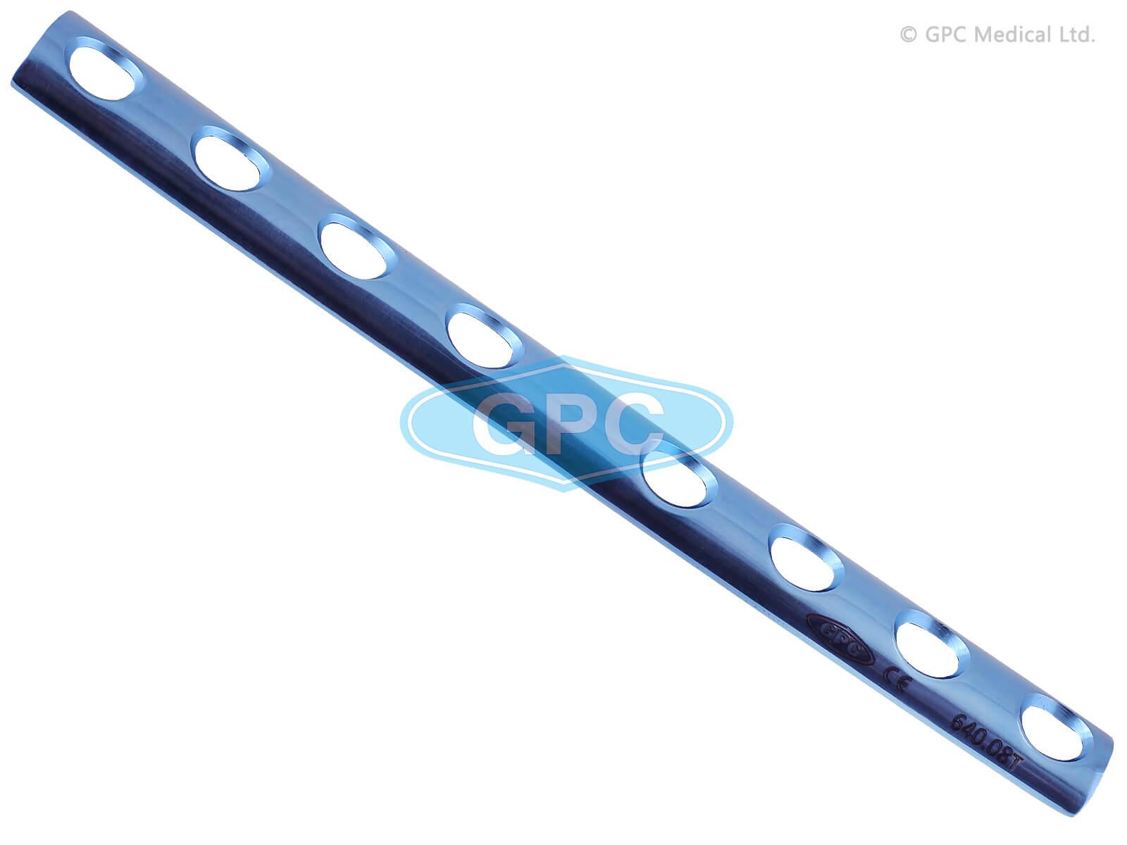 Placa Tubular-Semi Tubular