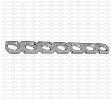 Placa de Fijación de Reconstrucción Tornillos de 4.5mm