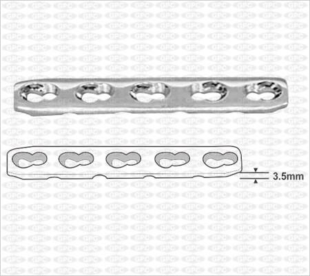 Placa de Fijación 3.5mm