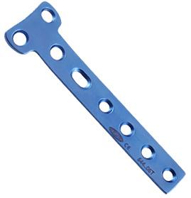 Placa en ´T ´ para Tornillos de 4.5mm