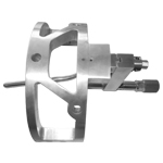 Plantilla de orientación para el clavo de fijación tibial multi-ángulo