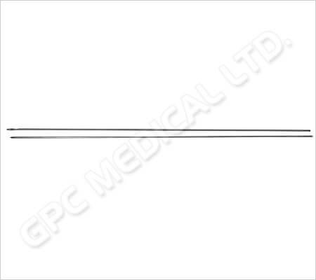 Punta perforadora del pasador de suturas