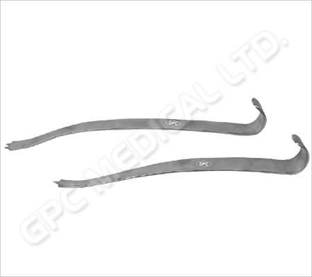Separador de Glenoides, con único y doble clavija