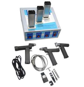 Sistema de perforación, serrado, y fresado de huesos eléctrico y operado con baterías – de lujo