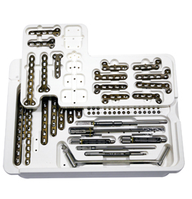 Sistema fix<em>LOCK</em> para mini fragmentos, 2,7 mm