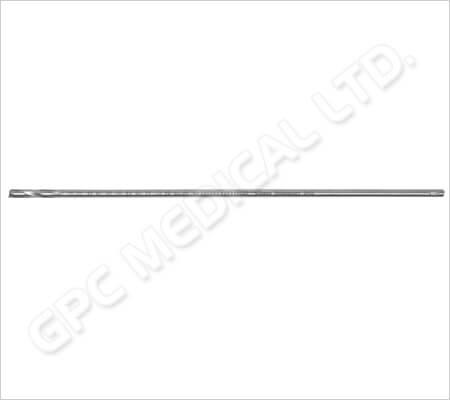 Taladro endoscópico, de 4,5mm